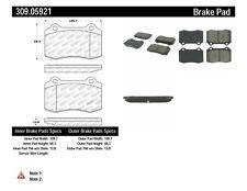 StopTech Sport Brake Pads fits 2004-2007 Volvo S60 S60,V70  STOPTECH