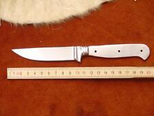Messerklinge jagdNicker 440A Messerbau Rohling 9,5cm Klinge Messer nicker [827]