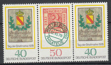 BRD 1978 MER. n. 980-981 ZD post fresco TOP!!! (27750)