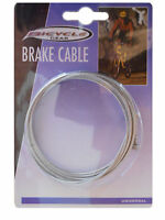 2x Inner Brake Cables Wires Front or Rear Mountain Bike MTB BMX Cycle Freepost!