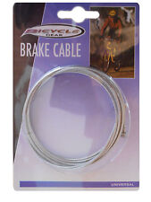 NEW BRAKE CABLE INNER WIRE FRONT, REAR MOUNTAIN BIKE MTB BMX UNIVERSAL FREEPOST!