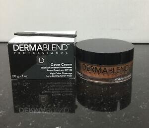 Dermablend Professional Cover Creme SPF 30 - GOLDEN BROWN 75W -1 oz - NIB