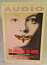 The Silence Of The Lambs Cassette Audiobook, Thomas Harris, Read by Kathy Bates