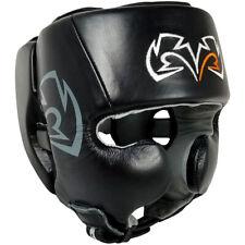 Rival Boxing RHG20 Pro Entrenamiento Headgear-Negro