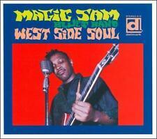 West Side Soul [Digipak] by Magic Sam (CD, Jan-2011, Delmark (Label))