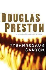 Wyman Ford: Tyrannosaur Canyon No. 1 by Douglas Preston (2005, Hardcover)