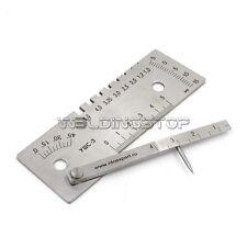 WS. Multi-function Welding Gauge MIG/TIG/STICK weld inspection gage WSG-01040
