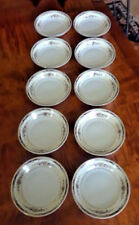 "Heinrich & Co. H&C Selb Bavaria HC253 10 Fruit Dessert Sauce Bowls 5 3/8"""