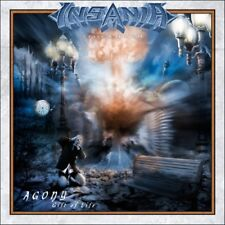 INSANIA-AGONY-GIFT OF LIFE-CD-power metal-helloween-gamma ray-rhapsody of fire