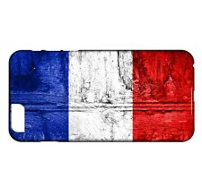 Coque iPhone 6 Plus & 6S Plus Drapeau FRANCE 07