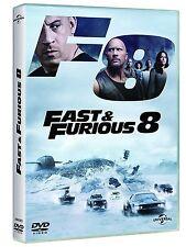 FAST & FURIOUS 8, DVD NUEVO (SIN ABRIR) A TODO GAS VIN DIESEL CHARLIZE THERON