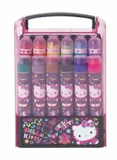 Hello Kitty Neon Punk Write-N-Stamp Markers - 12 colors