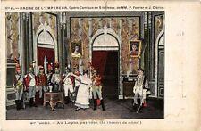 Tableau-Au Lapin patriote CPA Artiste Theatre Star (310622)