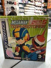 Megaman Battle Network 5 Team Protoman Ita Game Boy Advance USATO GARANTITO