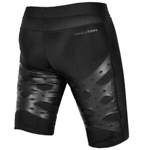 Reebok Men's Compression Shorts Training Trousers Running Sports Underpants