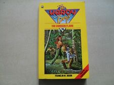 THE HARDY BOYS - The Crimson Flame (Armada pb) FRANKLIN W. DIXON no.75 in series