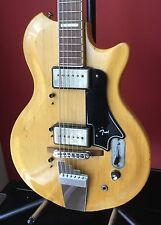 50's RARE SUPRO GUITAR AIRLINE  SILVERTONE NATIONAL KAY