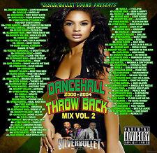 REGGAE DANCEHALL THROWBACK 2000 - 2004 MIX VOL 2