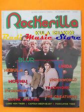 rivista ROCKERILLA 223/1999 Kula Shaker Blur Unida 3 Colours Red Creatures NO cd