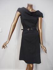 CUE Size10 Pinstripe Work Dress like NEW