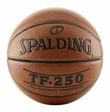 Spalding Tf250 Men's 29-1/2 Inches Official Basketball, Orange wz