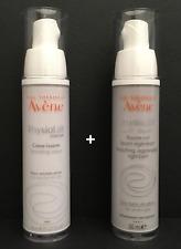 Avene physiolift day cream for sensitive skin 30ml + physiolift night balm 30ml