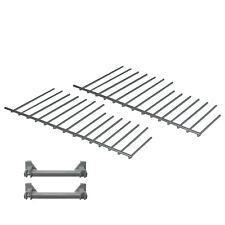 Genuine Fisher & Paykel Dishwasher Rack Clips for Dishdrawer Front & Back 524146