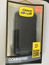 OtterBox Commuter Protective Shockproof Hard Case For HTC One V - Black / Grey