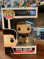 Pop TV Friends Ross Geller 262 Funko Pop Vinyl EXPERT PACKAGING