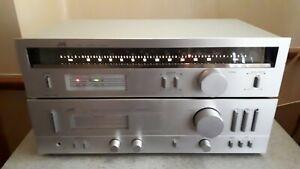 RETRO 1980 JVC TX -1L FM/AM STEREO TUNER HI FI  GWO  READ DISCRIMINATION