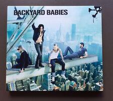 BACKYARD BABIES - Backyard Babies CD EX 2008 13 Tracks Enhanced Digipak Booklet