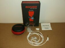 Rocuso Noise-Isolating Musician's In Ear Monitor, Wired Over Ear Stereo - Gle300