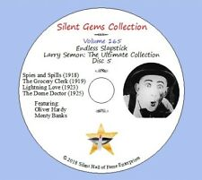 DVD Endless Slapstick. Larry Semon: The Ultimate Collection Disc 5