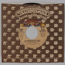 JANIS IAN: Fly to High USA Casablanca Soul PROMO NM- 45