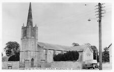 THE PROTESTANT CHURCH MOUNTRATH LAOIGHIS LAOIS IRELAND, RP POSTCARD  CARDALL LTD