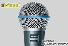 NEW Shure Beta 58a Vocal Microphone Beta58 Beta58a w/ FREE FAST SHIP! MAKE OFFER