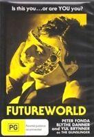 FutureWorld ( Peter Fonda ) - New Region All DVD ( PAL )
