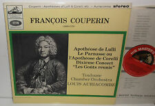 ASD 628 Couperin Apotheose De Lulli Toulouse Chamber Orchestra Louis Auriacombe