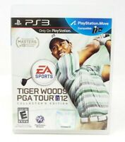 Tiger Woods PGA Tour 12 Collector's Edition Sony PlayStation 3 PS3 Game