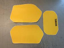 YAMAHA XT 600 Z TENERE 1VJ 86 Kit Tabelle G.  - adesivi/adhesives/stickers/decal