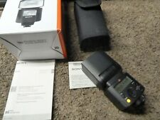 Sony - HVL-F45RM - External Flash With Wireless Radio control
