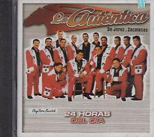 La Autentica De Jerez 24 Horas Del Dia CD Nuevo