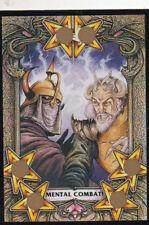 Battle Cards Mental Combat Cards 1993