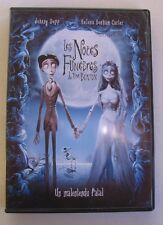 DVD LES NOCES FUNEBRES - Johnny DEPP / Helena BONHAM CARTER - Tim BURTON