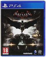 Batman Arkham Knight PS4 PlayStation 4 Excellent Same Day Dispatch via Fast Del