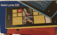 Nokia Lumia 520 8GB Sim Free Windows Unlocked Mobile Phone (Black)