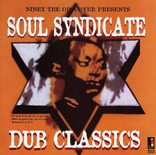 NINEY THE OBSERVER SOUL SYNDICATE DUB CLASSICS NEW VINYL LP £10.99