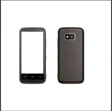 Full Body Housing for Nokia 5530 Xpress Music - Black Replace Case