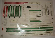 Deutschland Cruse Ship Model Paper Card Model Wilhelmshaven No. 1008