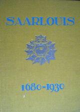 Saarlouis 1680 - 1930 Rückblick und Ausblick Dr. Latz Saar 1976